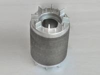 Highly effective electrical machinery rotor core (YE3 160-2)